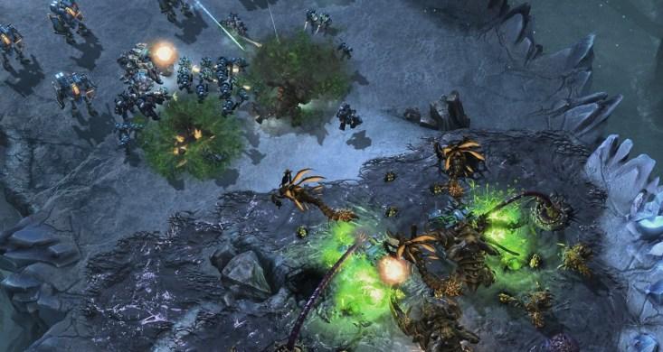 Starcraft 2 wymagania