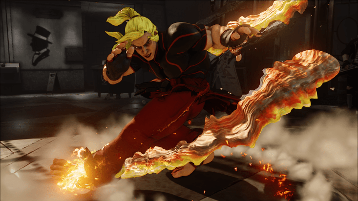 Street Fighter V wpis