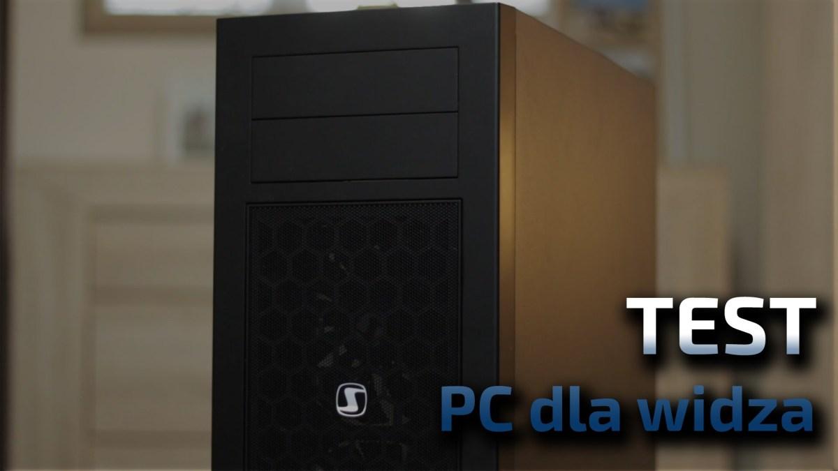 Test PC dla widza