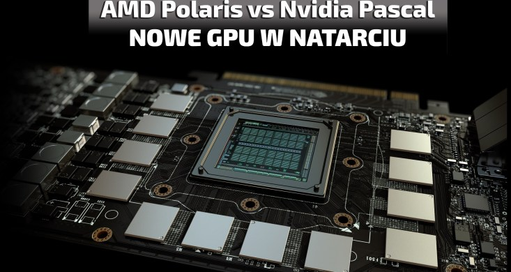 AMD Polaris vs Nvidia Pascal