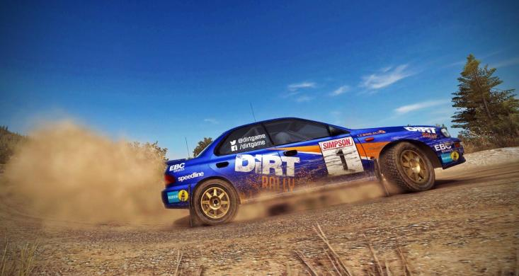 dirt rally error 41