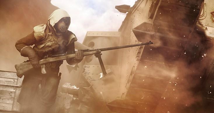 myszka do Battlefield 1
