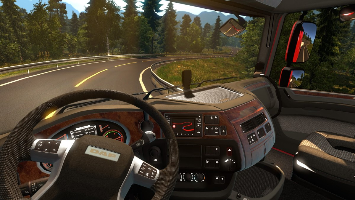 karta graficzna do Euro Truck Simulator 2