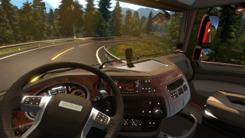 karta graficzna do Euro Truck Simulator 2