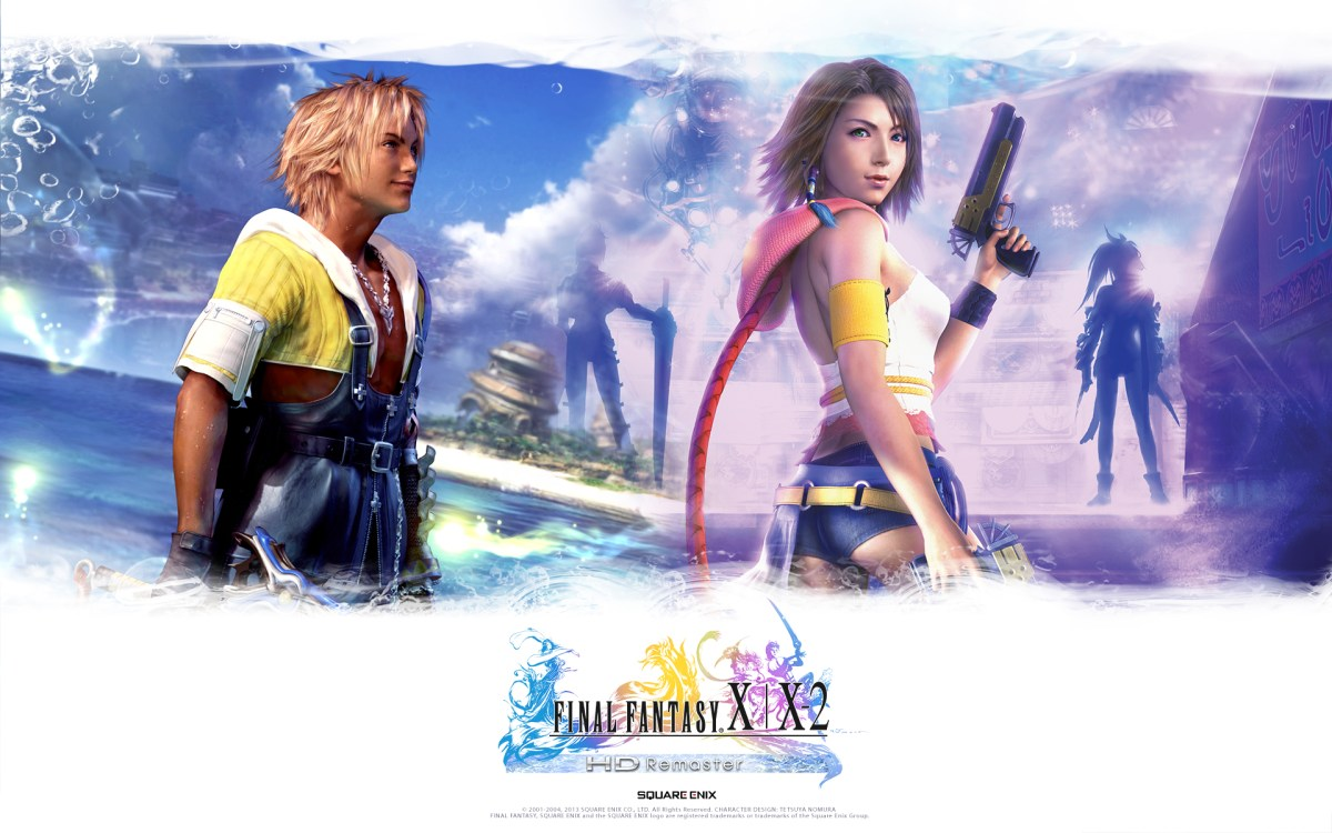 Final Fantasy X/X-2 HD Remaster wymagania