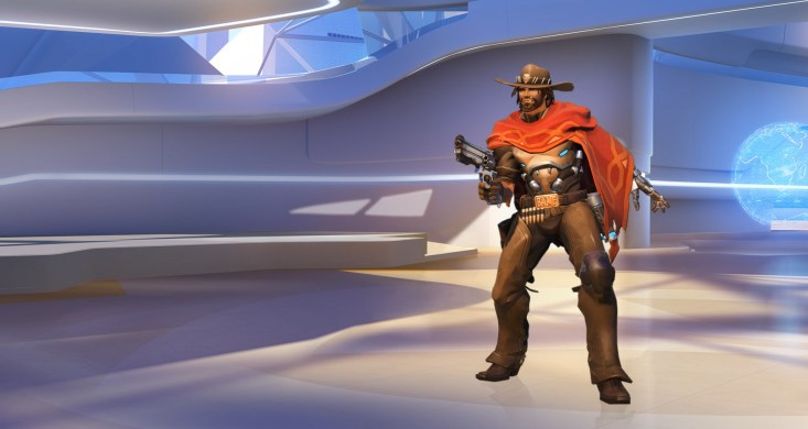 Overwatch McCree