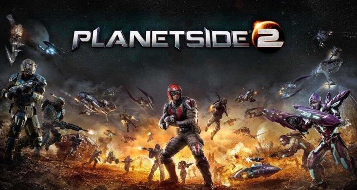PlanetSide 2 wymagania