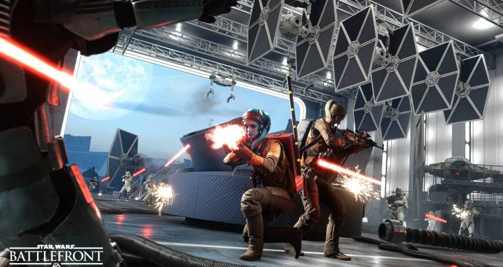 karta graficzna do Star Wars: Battlefront