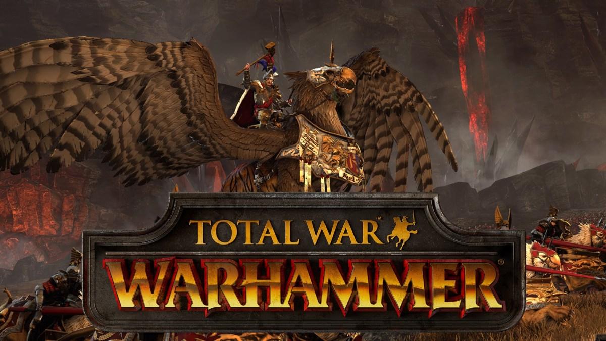 total war warhammer wymagania