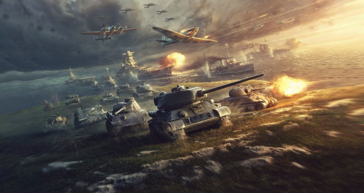 karta graficzna do World of Tanks