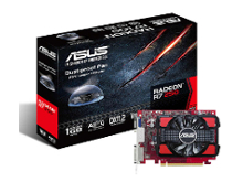 Asus Radeon R7 250 OC 2GB DDR5
