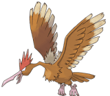 Pokemon Go Fearow