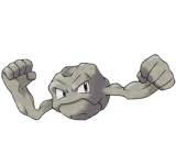 Pokemon Go Geodude