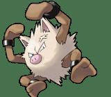 Pokemon Go Primeape
