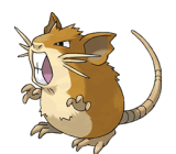 Pokemon Go Raticate