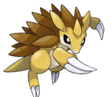 Pokemon Go Sandslash
