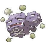 Pokemon Go Weezing