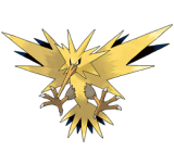 Pokemon Go Zapdos