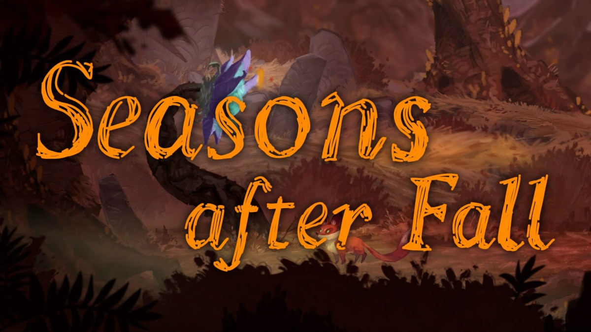 Seasons after Fall wymagania