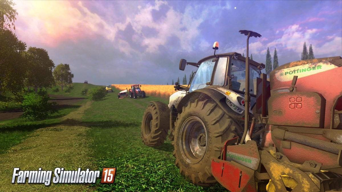 farming simulator 15 osiągnięcia