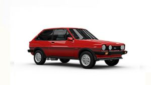 Ford Fiesta XR2