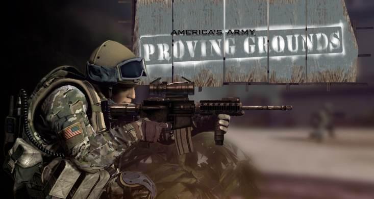 America's Army Proving Grounds wymagania