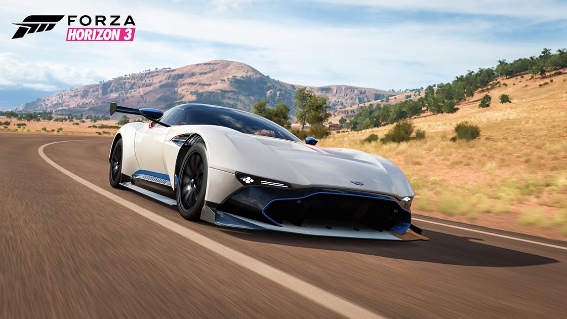 Forza Horizon 3 lista samochodów z kategorii S1
