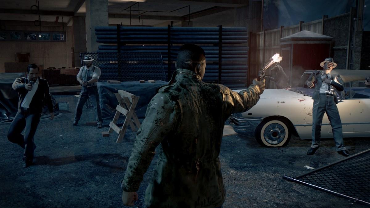 Mafia III rozmyta grafika