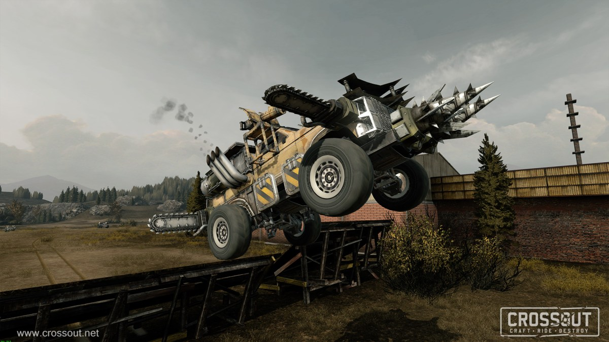 Crossout wymagania
