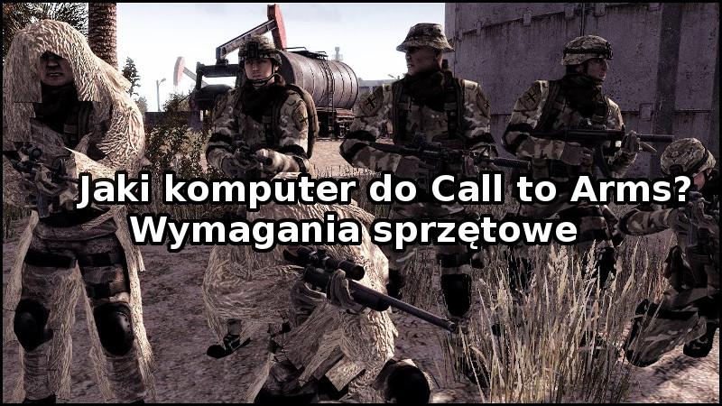 komputer do Call to Arms