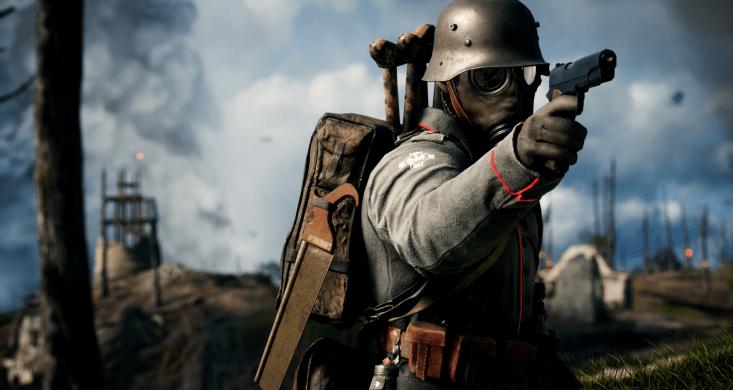 rzucić dynamit w Battlefield 1?