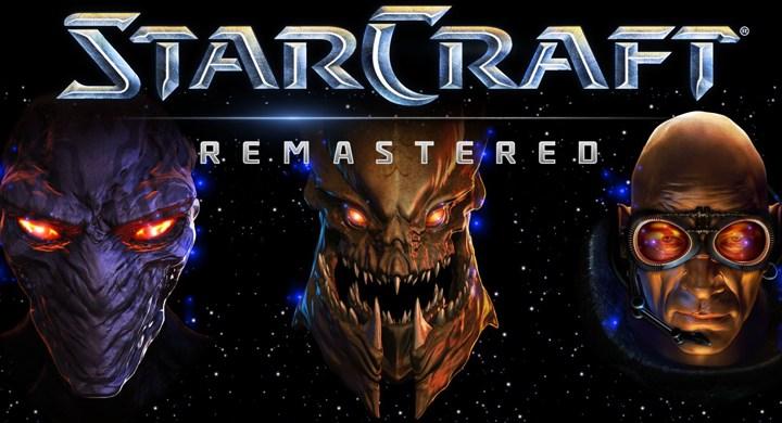 Starcraft 1 remastered odnowiona wersja