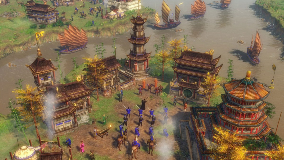 Gry podobne do Age of Empires