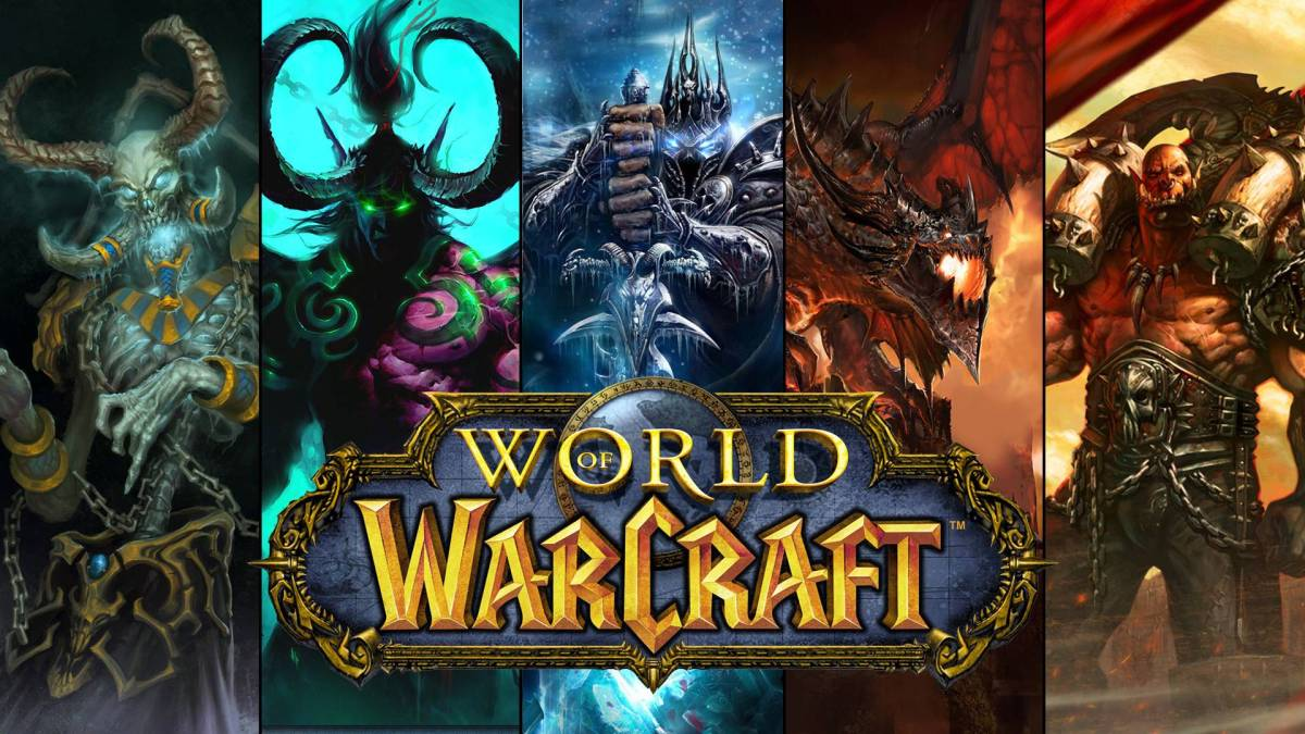 Jaki serwer do World of Warcraft