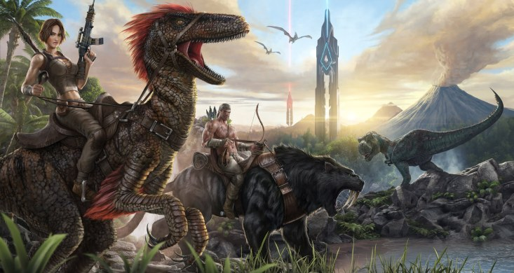 kody do ARK: Survival Evolved