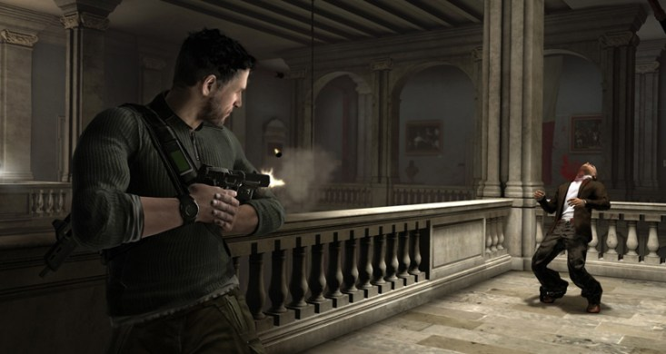 Tom Clancy's Splinter Cell: Retribution wymagania