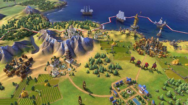 Sid Meier's Civilization VI recenzja