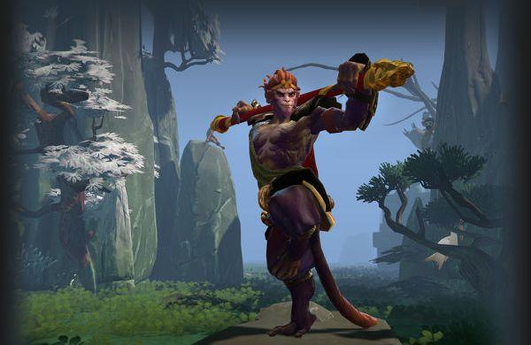 bohater Dota 2 dla początkującego gracza