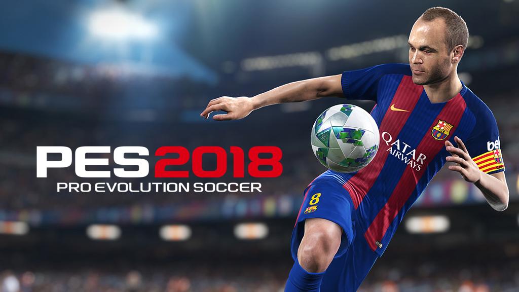 karta graficzna do Pro Evolution Soccer 2018