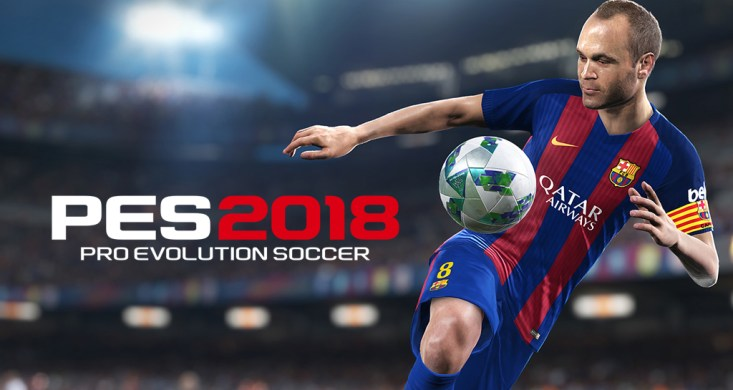 karta graficzna do Pro Evolution Soccer 2018