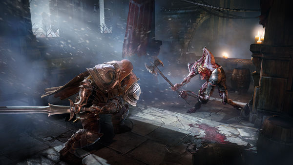 Lords of the Fallen 2 wymagania