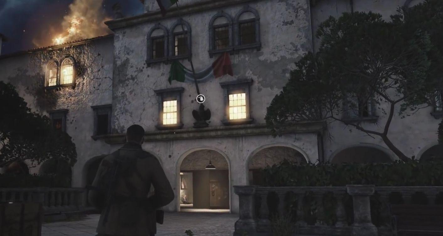 Sniper Elite 4 All Stone Eagle Locations Deadeye