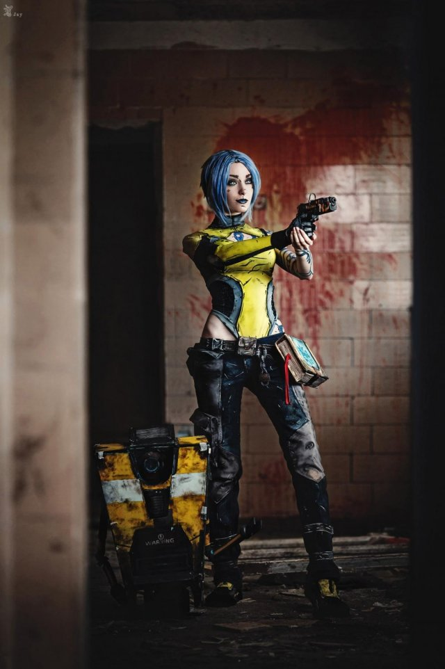 Borderlands 2 Maya Cosplay By Norihiro Ui
