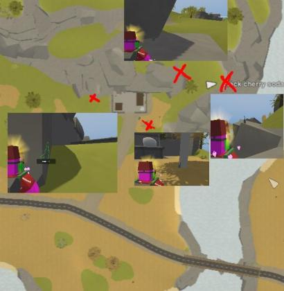 Unturned   Radios in Greece Map  N  S  E  W  The Map