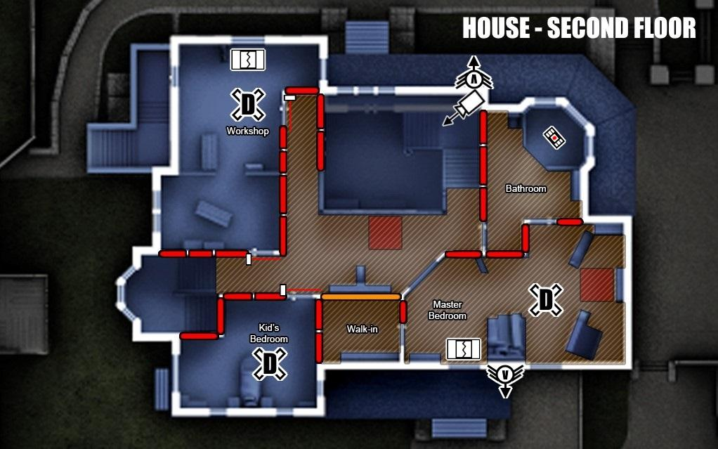 Rainbow Six Siege   Some Map Tips   Tricks