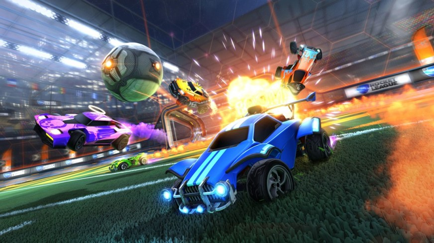 Rocket League Download Free For PC, PS4, Nintendo ...
