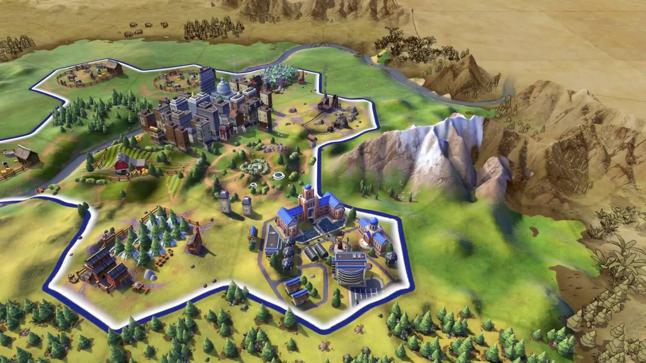 Guide Civilization 6 – Districts, their placement and