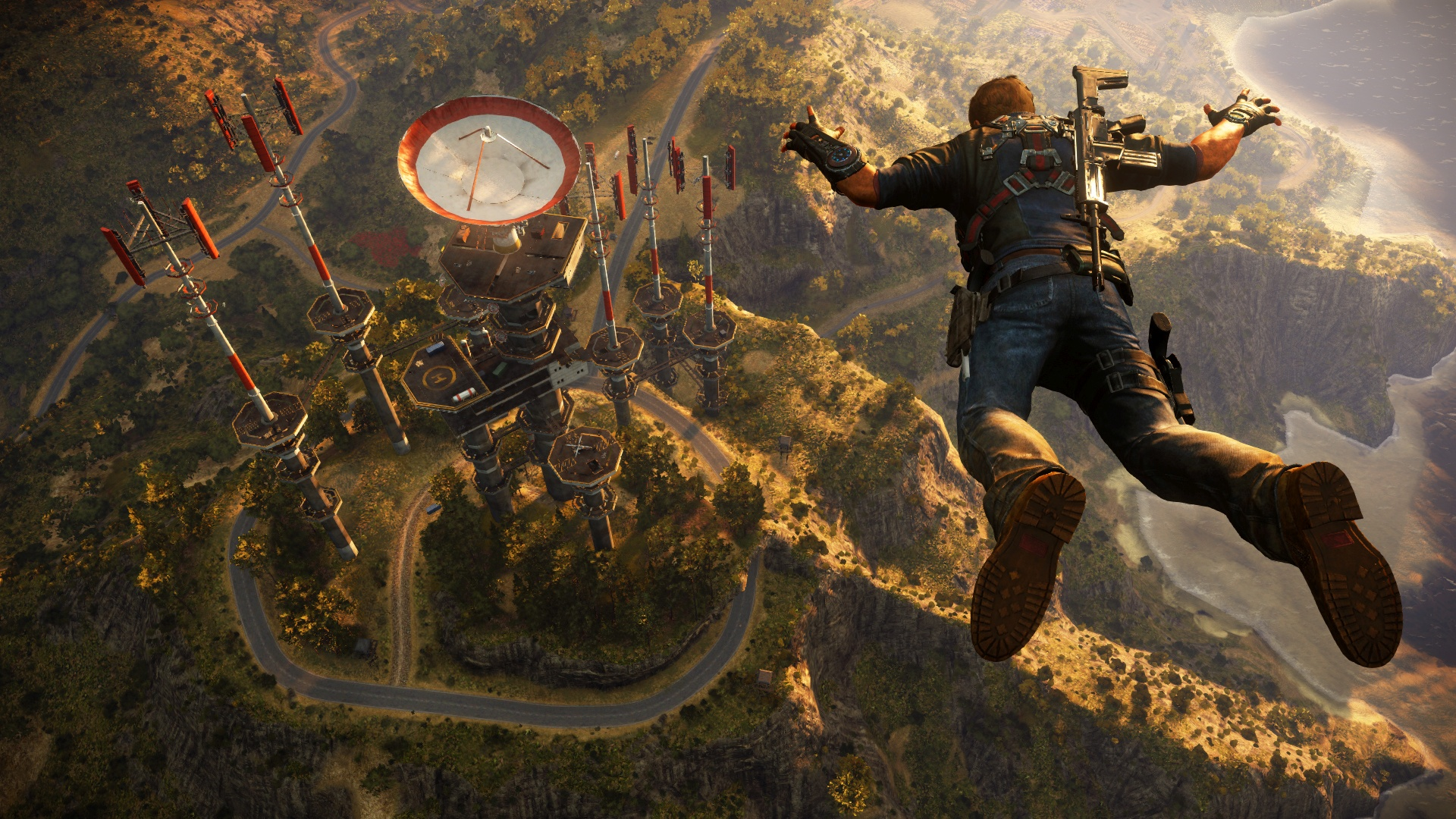 how to download just cause 3 mods on xbox one