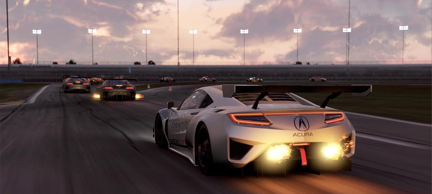 As It Turned Out Earlier Project CARS 2 From Slighty Mad Studios On Xbox One X Is Unlikely To Work In Native 4K And 60fps Stable This Case What The