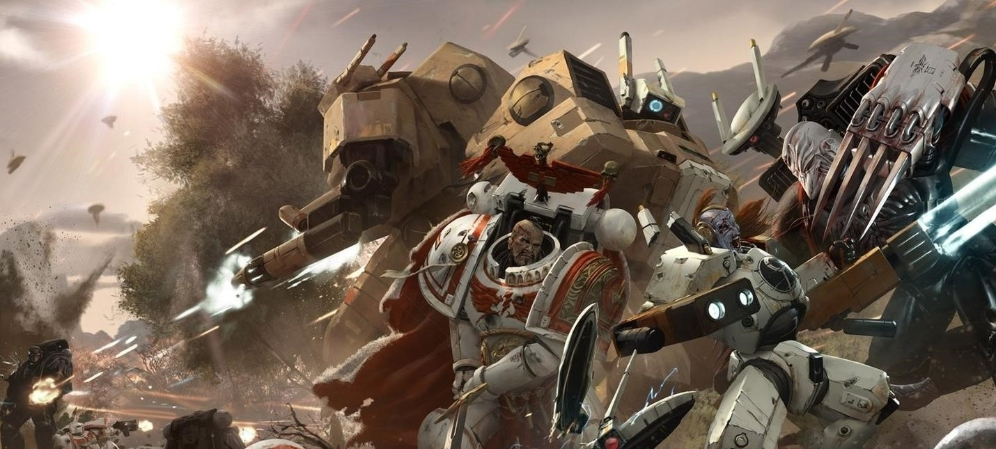 creative assembly would gladly have made a game in the universe of